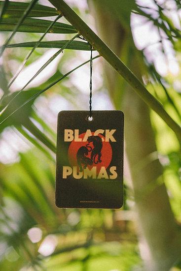 Black Pumas Freshener
