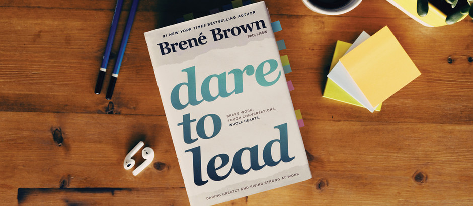 Taking off the armour: insights from the Dare to Lead™ program