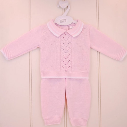 PEX Florence 2pc Knitted set