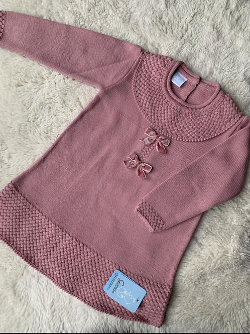 Ellie knit dress