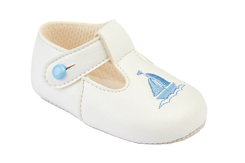 Baby boys yacht shoes