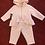 Thumbnail: Babidu Pink Hooded Tracksuit