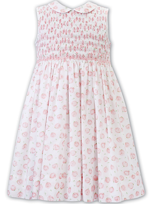 Rose Smock Dress