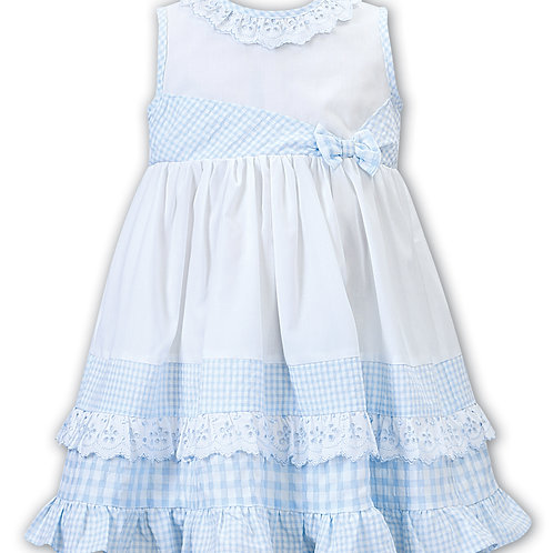 Ginny Gingham Dress