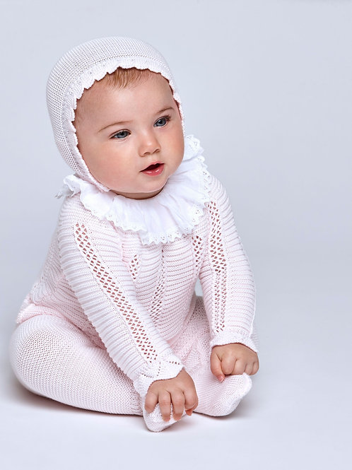 Lilly Pink 3pc Knit Set