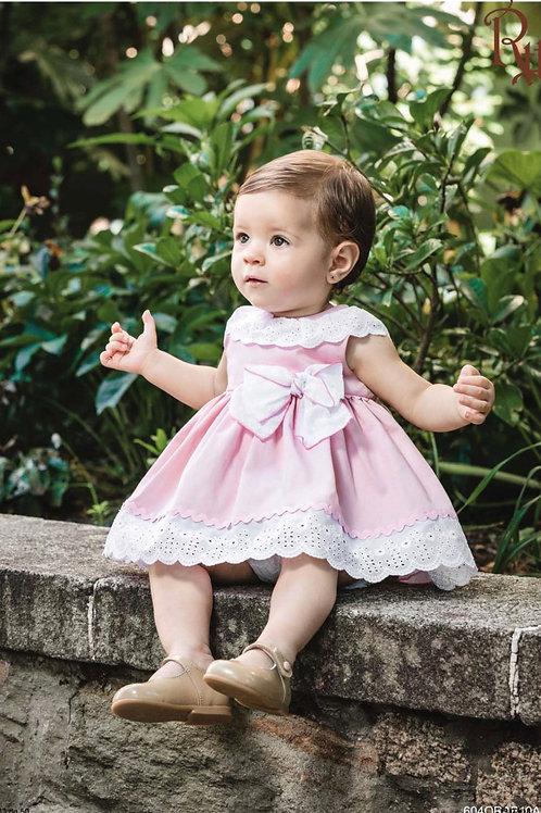 Bianca Baby Pink dress