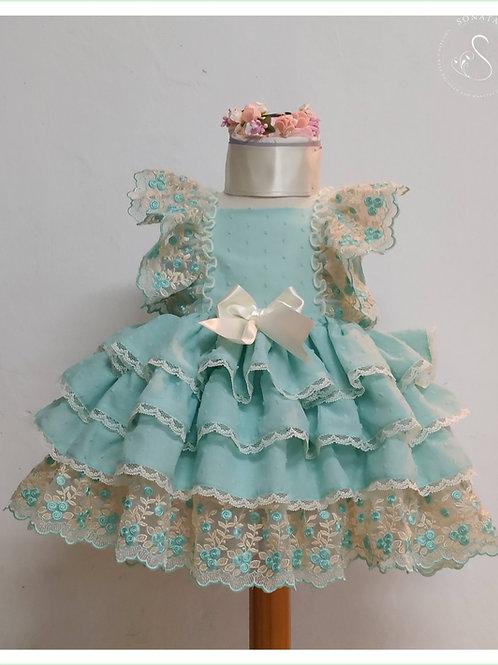 Clementine Plumetti and Tulle sonata Dress