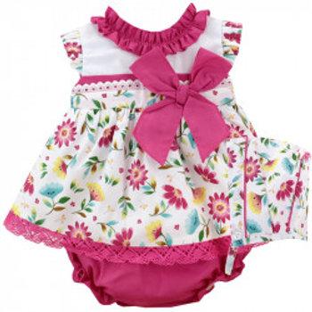 Daisy 3pc floral dress set