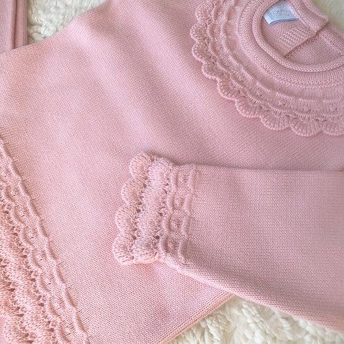 Betsy Granlei pink set