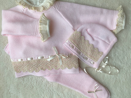 Darla 3pc knit set