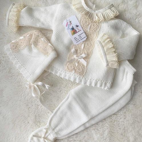 Lennox 3pc knit set