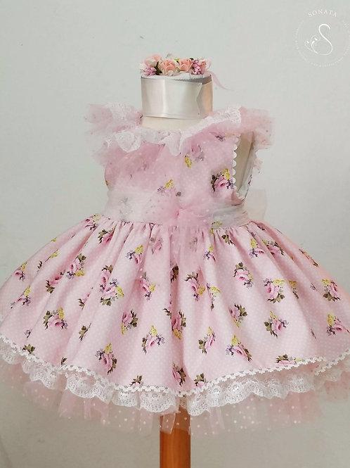 Flower Sonata Dress