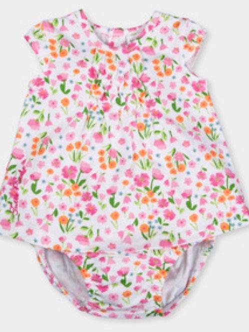 Tutto Piccolo Multi Coloured Dress