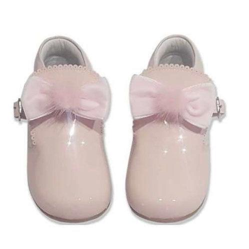 Charlotte Pompom shoes