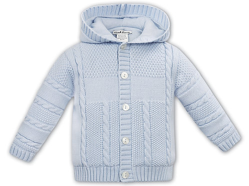 Ralph Blue Knitted Jacket