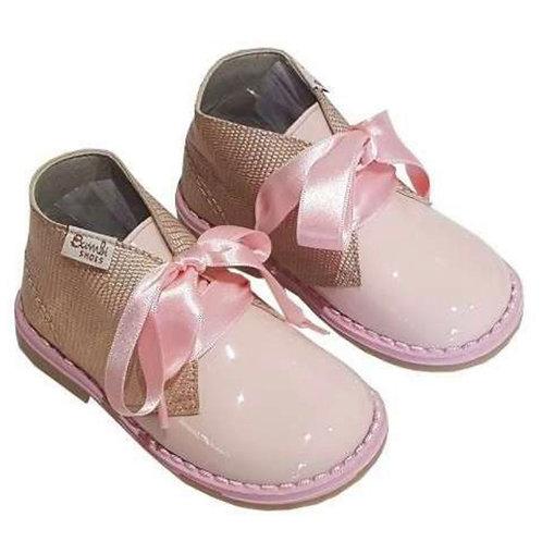 Bambi Zoey Glitter Boots