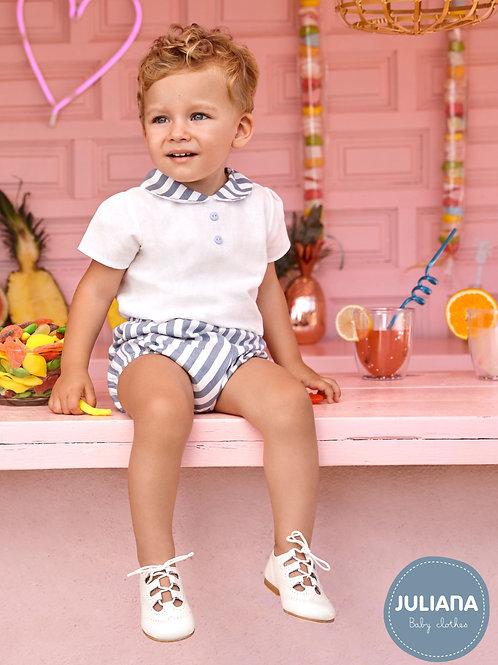 Owen 2pc Stripe Set
