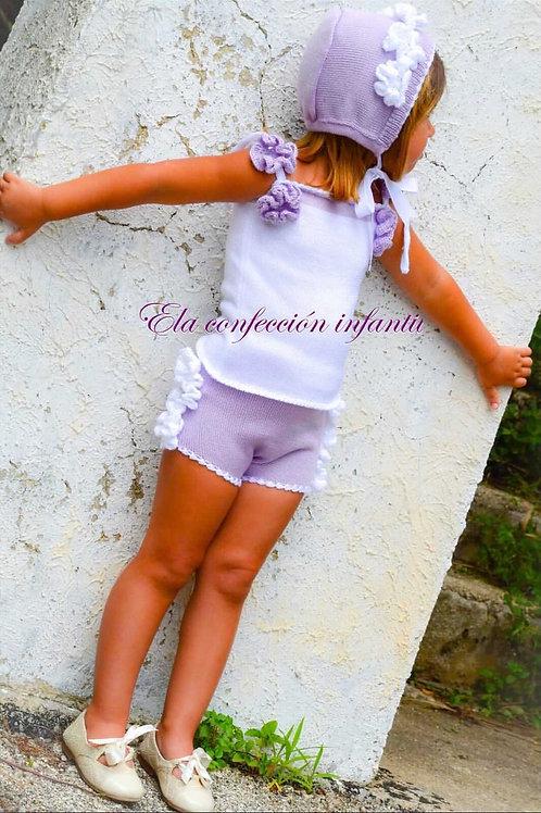 Lilac 2pc ELA set