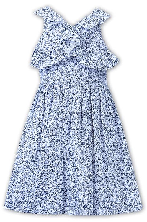 Harriette Blue  Dress