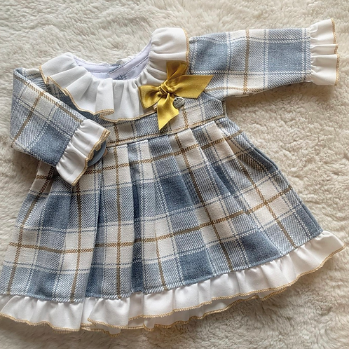Molly Check Dress