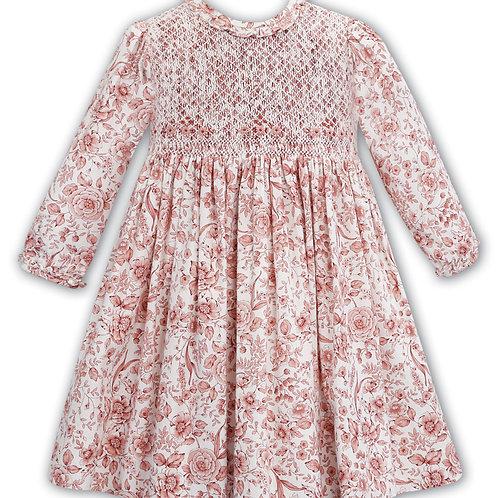 Rosie Floral Print Sarah Louise Dress