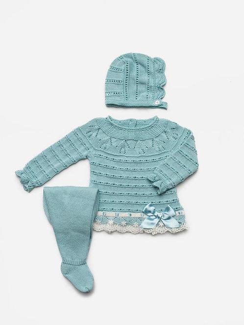 Verde 3pc Knit Set