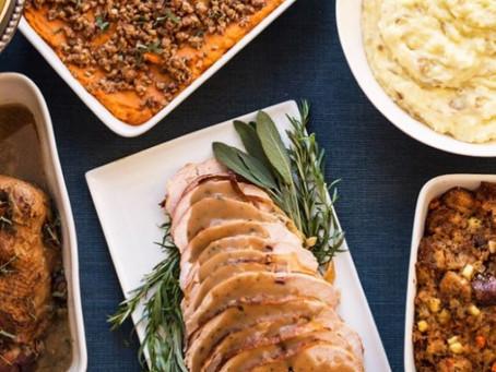Thanksgiving Dinner in Santa Monica