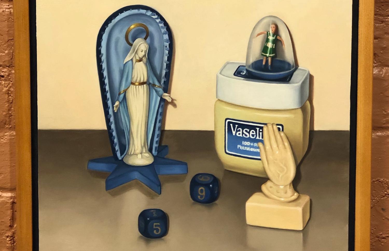 Virgin and Vaseline - Nancy Hill