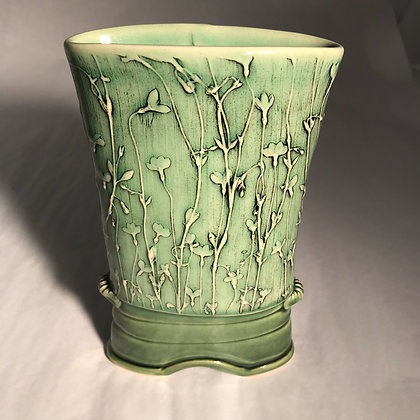 Natural Elements - Oval Vase