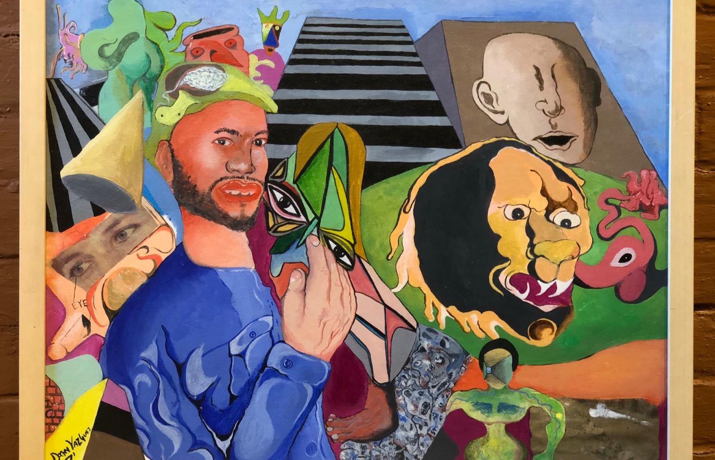Dann Vasquez Painting