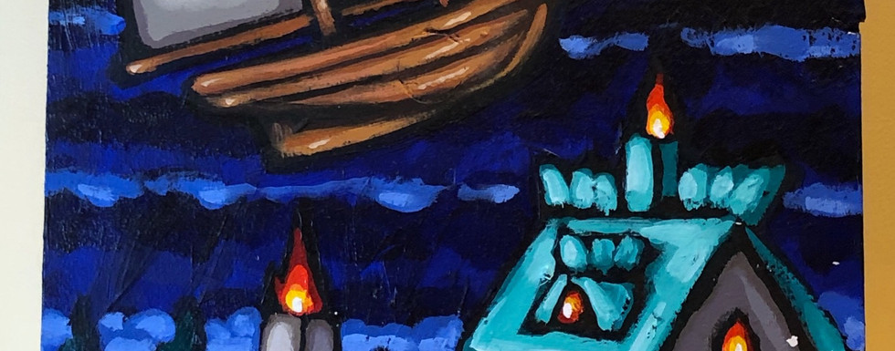 Nightscape - R.Logan