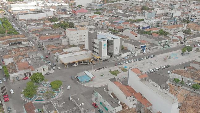 Localização Centro Médico Souza Andrade.