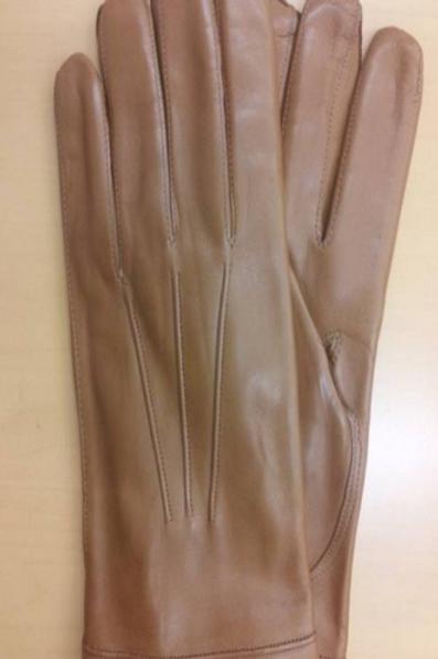 Leather gloves(キャメル)