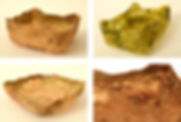 Groentepapier rabarber prei