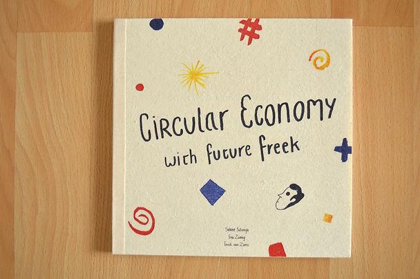 Circular Economy illustratieboek cover