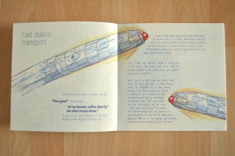 Verhaal 'Fast public transport'