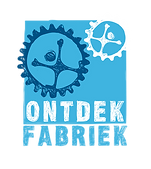 De Ontdekfabriek logo