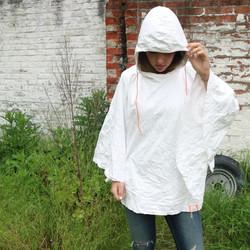 Crumpled Raincoat