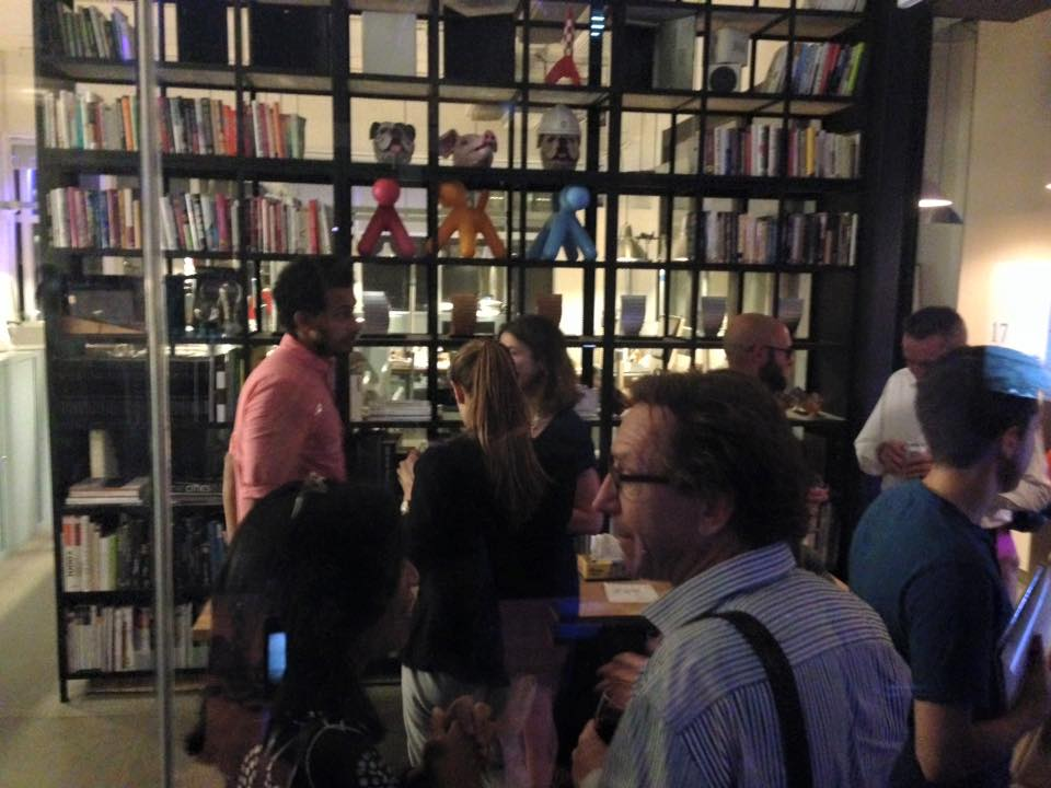 UX of ME launch party