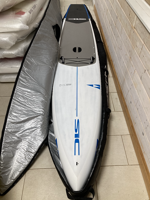 """12'6"""" x 25.5"""" SIC Maui RS Rocket Ship stand up paddle board RACING SUP"""