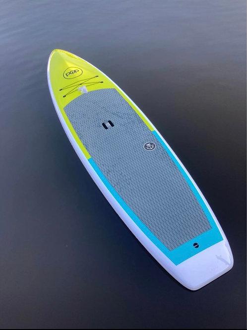 "11'6"" Pop Paddle Co AMIGO TURBO NEW + paddle + leash + fin"