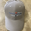 Thumbnail: Sandy Hook Kayaks Baseball Cap Hat NEW : Color Gray