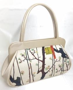 obi handbag for Van Gogh Museum