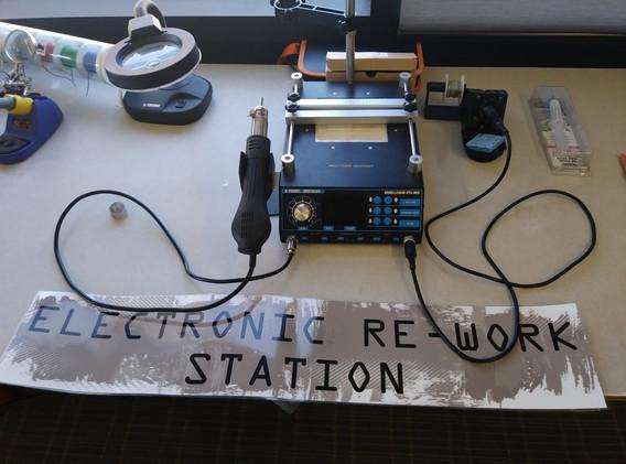 Rework Station