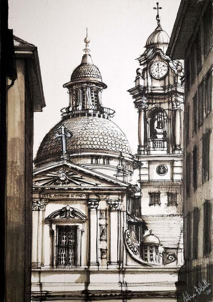 Chiesa del Gesù - Genova