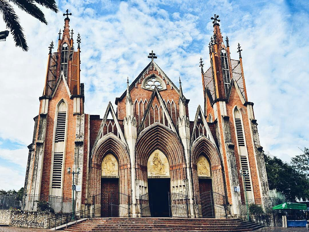 Iglesia de Rubio