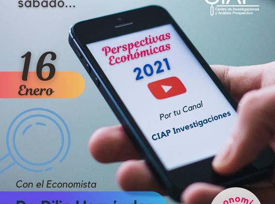 youtubePerspectivass Económicas 2021. Pa