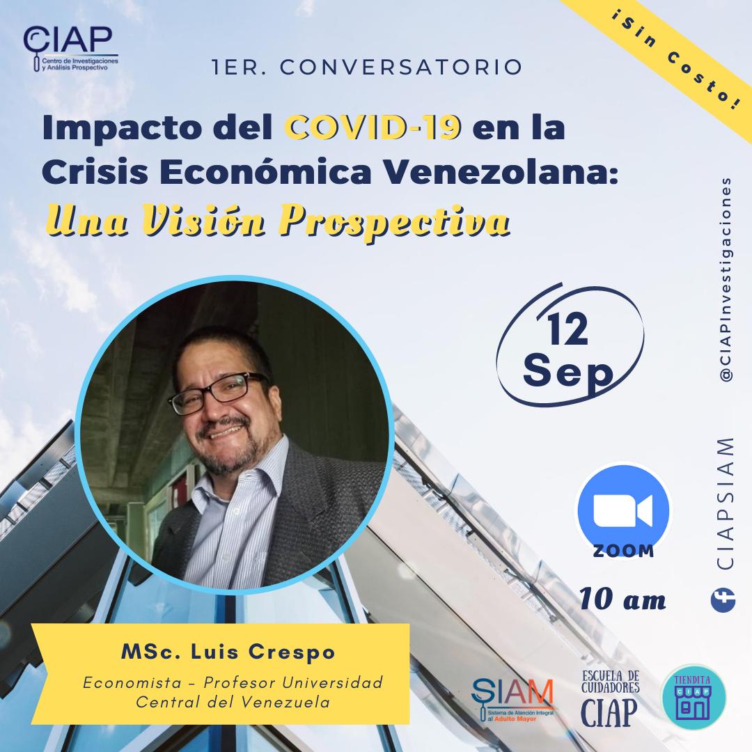 Post IG CIAP 26AGO2020 Luis Crespo