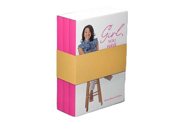 GIRL, YOU HAVE PURPOSE - BOOK BUNDLE (10 BOOKS INCLUDED)