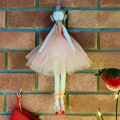 Nina Ballerina Doll Decoration